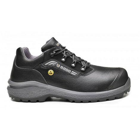 Chaussure Sécurité - T.40 - B0892 BE-EASY S3 ESD SRC BASSE NOIR/GRIS