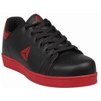 Chaussures Rouge Plus De Smash Securite Delta Smaslspno Et Src Basses Hro Cuir S1p Noir zGpqSVUMjL