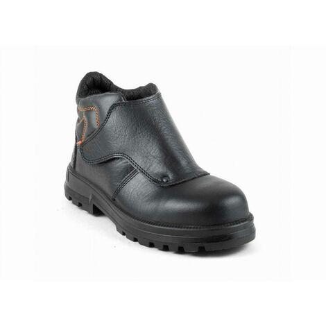 Chaussures basses de sécurité Soudeurs Univulcain S3 SRC GASTON MILLE - GSOU3