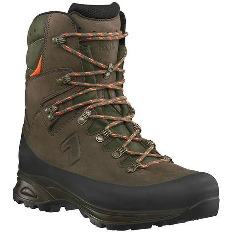 Chaussures de montagne Haix Nature One GTX, marron/olive, disponibles en plusieurs pointures