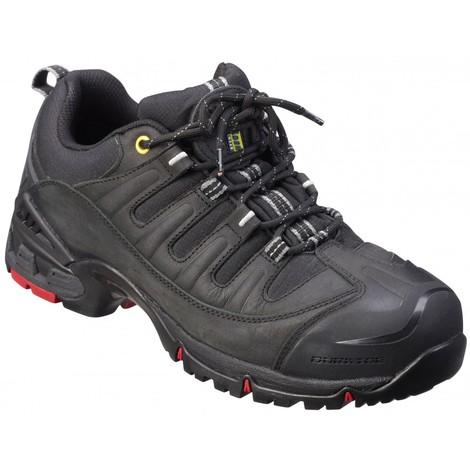 Sécurité Blaklader basse Chaussures de 2440 Noir vmO80nwN