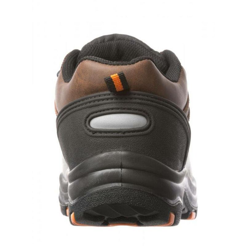 ramassé mieux choisir design exquis Chaussures de sécurité basses Coverguard Topaz S3 SRC HRO 100% sans métal  Marron