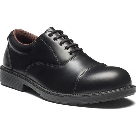 Chaussures de sécurité basses Dickies Oxford S1P SRA Noir