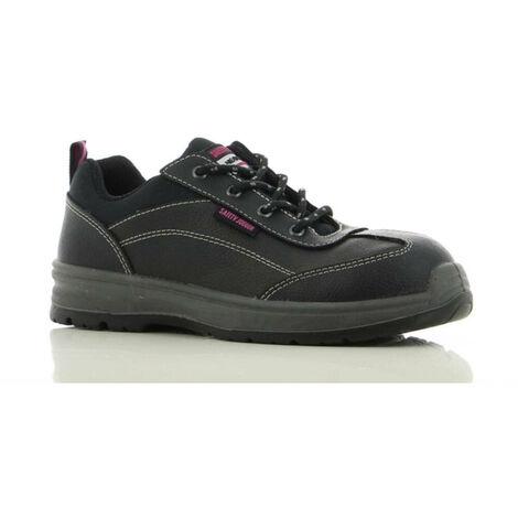 Chaussures de sécurité basses femme Safety Jogger BESTGIRL S3 SRC Noir
