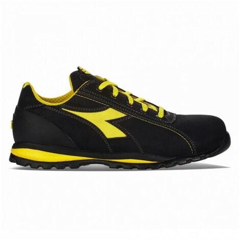 Chaussures de sécurité basses GLOVE II LOW noir DIADORA S3, HRO, SRA - plusieurs modèles disponibles