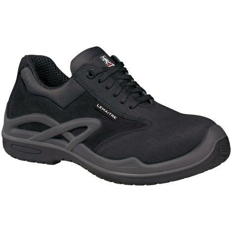 Chaussures de sécurité basses Lemaitre Royan S3 CI SRC 100% non métalliques Noir