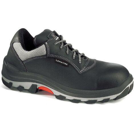 2786f5b7c2e Chaussures de sécurité basses Lemaitre Swing S3 SRC CI 100% sans métal Noir