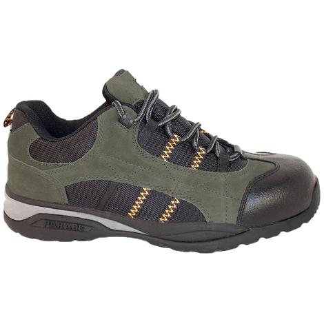 Chaussures de sécurité basses - Parade Grappa - Norme S1P - Homme Gris 40