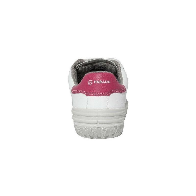 Chaussures de sécurité basses pour femme JAMMA blanc S3 SRC PARADE plusieurs modèles disponibles