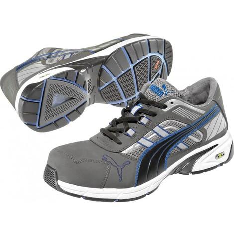 Bleu Roi Hro Gris Basses Sra Chaussures De Pace Sécurité Blue S1p Puma Low FJKcu5Tl13
