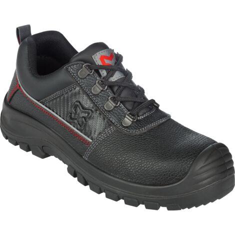 Chaussures de sécurité basses Würth MODYF Hercules S3 SRC noires