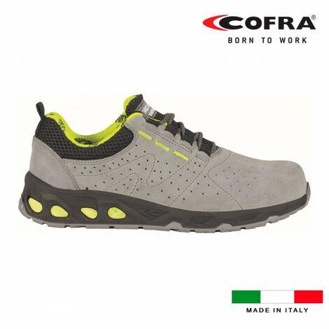Chaussures de securite cofra area s1 p src taille 45