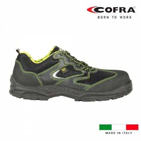 Chaussures de securité cofra electric sb e p f0 src taille 48.