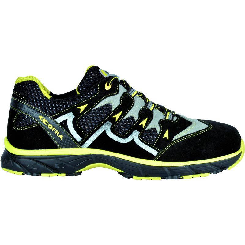 Chaussures de sécurité Cofra NEW BLADE BLACK S1 P SRC T.38