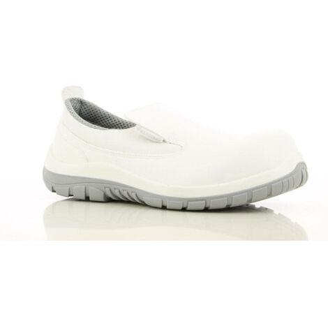 Chaussures de sécurité cuisine / agroalimentaire Maxguard WILL S2 SRC 100% non métalliques Blanc