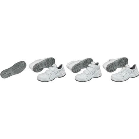 Chaussures de sécurité cuisine hautes Puma Absolute Mid S2 SRC Blanc
