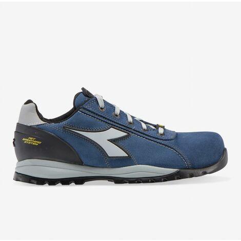 Chaussures de sécurité DIADORA basse Bleu Cosmos S3 SRA HRO ESD Glove Tech Low DIADORA 173529600140