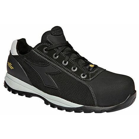 e2b8f25e3fdc Chaussures de sécurité DIADORA basse Noir S1P SRA HRO ESD Glove Tech Low  PRO DIADORA-173657800130 - taille - 40