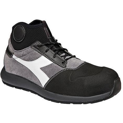9fcc5d5ff14a7d Chaussures de sécurité DIADORA Haute Noir/Gris S3 SRC HRO ESD D-LIFT SOCK  PRO DIADORA-173533C25410 ...