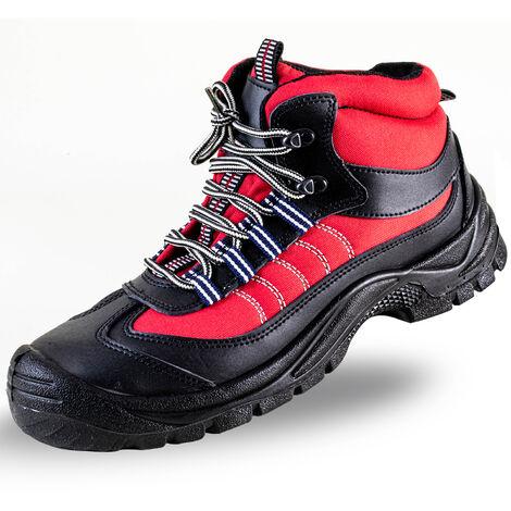 """main image of """"Chaussures de securite et travail montantes pour homme en cuir Norme EN345 S1 Taille - 41"""""""