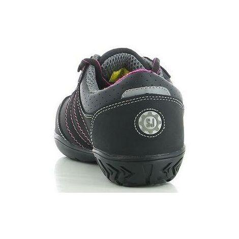 Chaussures de sécurité femme 100% non métalliques Safety Jogger Ceres S3 SRC Noir 36
