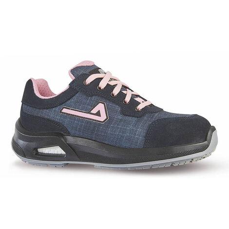Chaussures de sécurité femme basse AMY S1P SRC