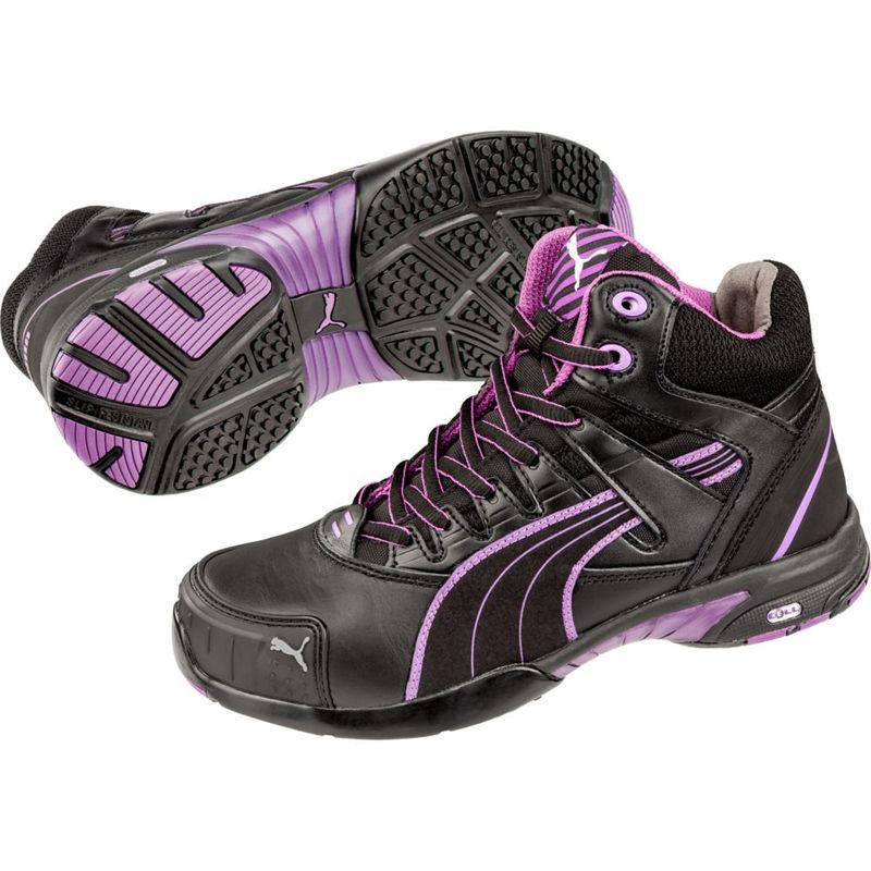 Lyoridra Chaussures de travail pour homme et femme S3 L/éger Chaussures de s/écurit/é respirantes avec capuchon en acier pour ext/érieur Unisexe