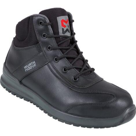 Chaussures de sécurité femmes montantes Carina S3 Würth MODYF noires