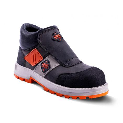 Chaussures de sécurité GASTON MILLE Univulcain S3 SRA - GNVL3 - taille - 41 - Noir