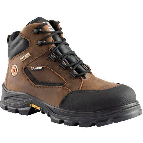 Chaussures de sécurité haute JALROCHE SAS GORE S3 CI HI WR HRO SRC