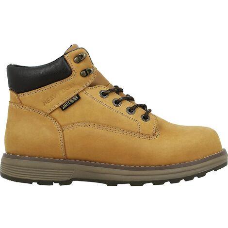 249a6729d Chaussures de sécurité hautes Saftey Jogger Meteor S3 SRC HRO Beige