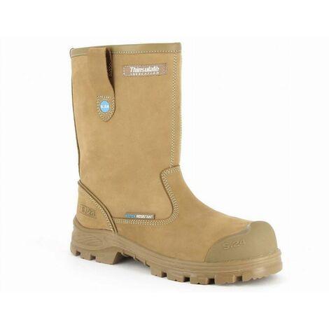 Chaussures de sécurité Héraclès S3 WR HI CI SRC S24 - T.47 - HERACLES S3-47