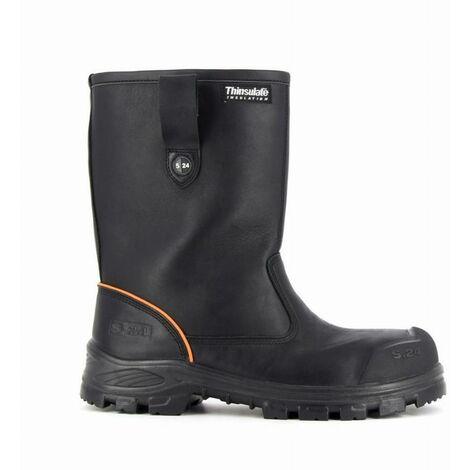 Chaussures de sécurité Hercule S3 HI CI WR SRC S24 - T.45 - HERCULE S3-45