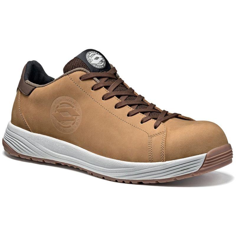 Chaussures de sécurité Lotto Skate L58094 S3 SRC Gris foncé 42
