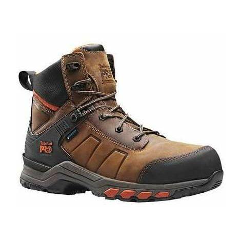 Chaussures de sécurité marron - Sélection Cazabox