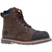 3071a038878 Chaussures de sécurité montantes Dickies Crawford SBP HRO SRC Marron