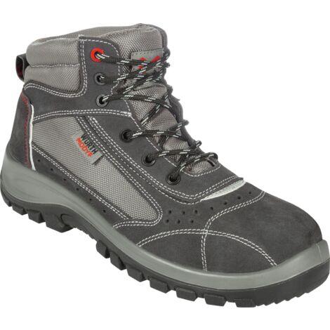 Chaussures de sécurité montantes Grus S1P SRC Würth MODYF grises