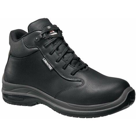 Chaussures de sécurité montantes Lemaitre Epsylon S3 CI SRC 100% non métalliques Noir