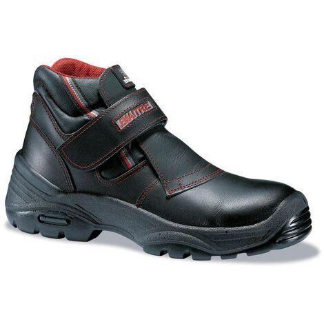 Chaussures de sécurité montantes Lemaitre Omega S3 SRC Noir