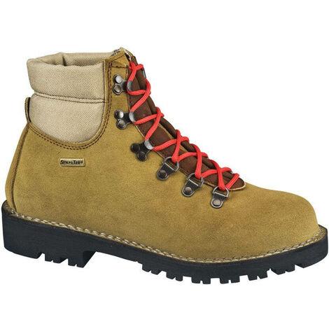 Chaussures de sécurité montantes Lemaitre Traintex SBP WR Beige