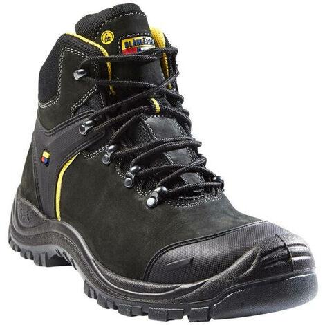 S3 Foncé Blaklader De Chaussures Sécurité 9997 Montantes Noirgris 0wOPXNkZ8n