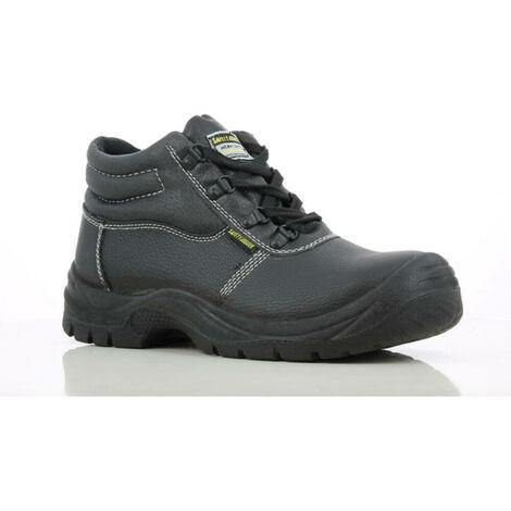 Chaussures de sécurité montantes Safety Jogger SAFETYBOY S1P Noir 40