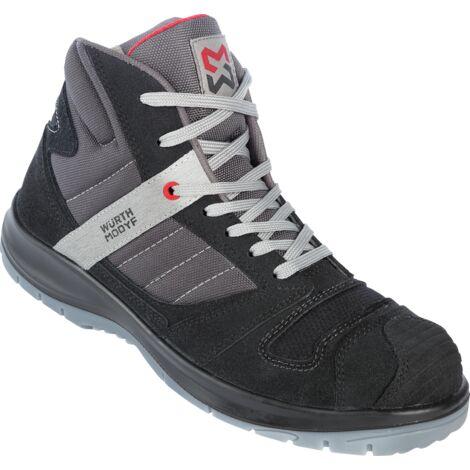 Stretch Sécurité Noires Chaussures Montantes Modyf X S3 De Würth Src qUw54t 235a0692890