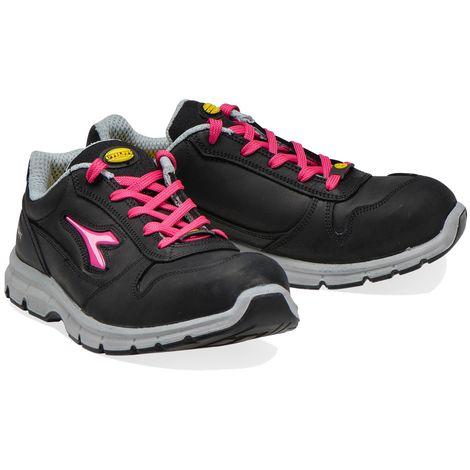 Chaussures de sécurité pour femmes Diadora Run ll Low S3 ESD SRC