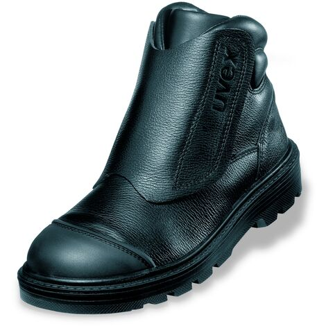 Chaussures de sécurité pour soudeur Uvex Norme S2 Homme T42 Noir 42 - Noir