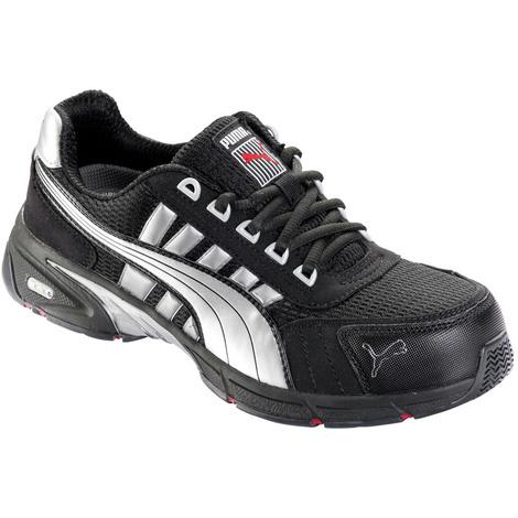 Chaussures de sécurité S1P SRA HRO Puma Speed noires
