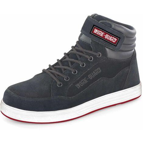 Timberland Timberland Black Euro Hiker 2G Safety Boot, Chaussures de sécurité pour homme Noir noir, 8 UK