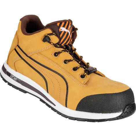S3 Wheat Dash Chaussures Mid 41 De Beiges Sécurité Hro Puma Src thQrCsd