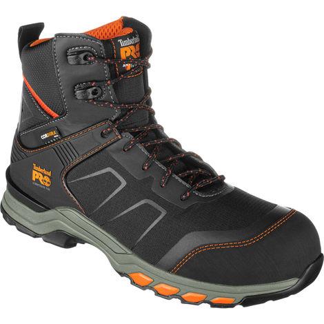 Chaussures de sécurité S3 HRO SRC ESD Hypercharge Textile Timberland Pro noires - 41