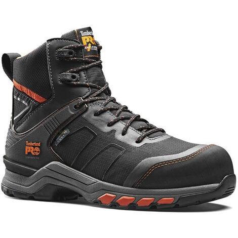Chaussures de sécurité S3 HRO SRC ESD Hypercharge Textile Timberland Pro noires